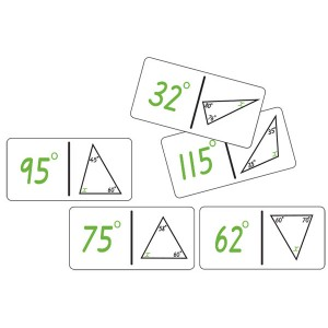 TFC-DOMINOES ANGLE CALCULATION SET C 28P