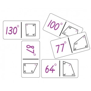 TFC-DOMINOES ANGLE CALCULATION SET D 28P