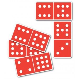 TFC-DOMINOES 9 X 9 DOTS 55P