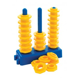 TFC-PLACE VALUE ABACUS 28P