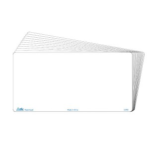 TFC-WRITE 'N' WIPE FLASH CARDS 30P