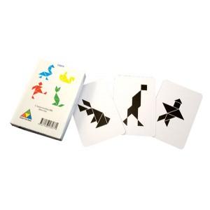 TFC-TANGRAM CARDS 50P