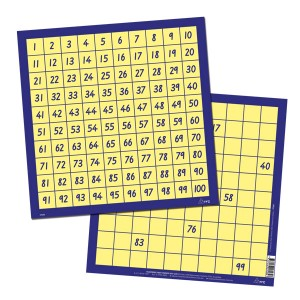 TFC-NUMBER BOARDS 1 - 100 HORIZONTAL 10P