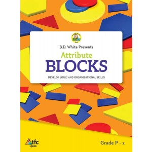 TFC-KNOW HOW ATTRIBUTE BLOCKS BOOK GRADES F2 48PGS
