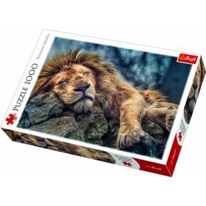 TREFL-1000 PC SLEEPING LION