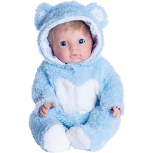 TINY TREASURES TEDDY COSY OUTFIT
