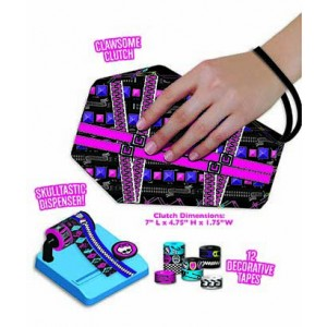 MONSTER HIGH-SAFETY PIN BRACELET KIT