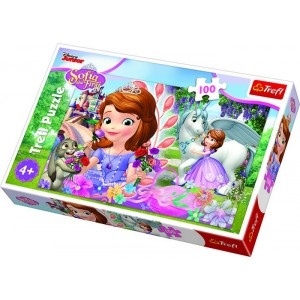 TREFL-100 PC PUZZLE SOFIA THE FIRST