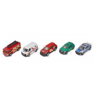 TEAMSTERZ FIVE PACK 1.64SCALE 5PK