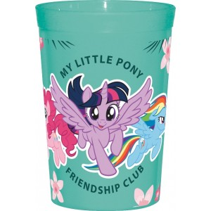 MY LITTLE PONY TREK PP STACKABLE TUMBLER 200ML