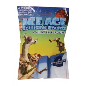 ICE AGE 5 FOIL BAG ASST IN DISPLAY BOX