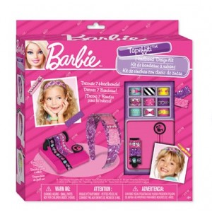 BARBIE-TAPEFFITI HEADBAND KIT