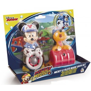 RACERS MMCH-MICKEY & PLUTO CHANGING COLOURS RR