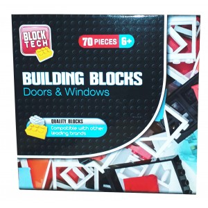BLOCK TECH-WINDOWS AND DOORS 70CT