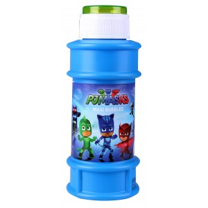 175ML MAXI-PJ MASKS BUBBLES