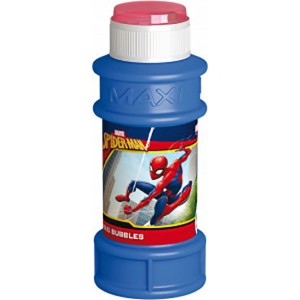 175ML MAXI-SPIDER-MAN BUBBLES