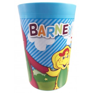 BARNEY TREK PP STACKABLE TUMBLER 200ML