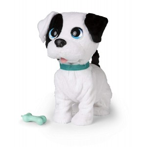CLUB PETZ-BOWIE KISSING PUPPY