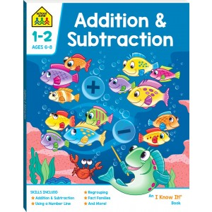 WORKBOOKS-ADDITION AND SUBTRACTION