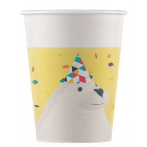ARCTIC PAPER CUPS 200ML 8CT
