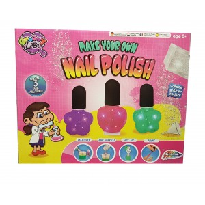 GROOVY LABZ MAKE YOUR OWN NAIL POLISH