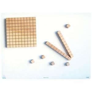 TFC-MAGNEMAB 3D WOOD 55P