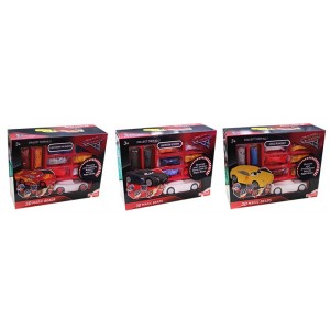 3D MAGIC BEADS-CARS ASST(MQUEEN,CRUZ,JACKSON)