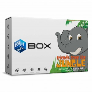 BIMBOX FRIENDS FROM THE JUNGLE