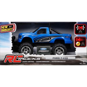 RADIO CONTROL 1:16 JEEP FORD SUPER DUTY TRUCK ASST