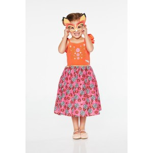 ENCHANTIMALS FELICITY FOX DRESS UP AGE 3 4 1CT