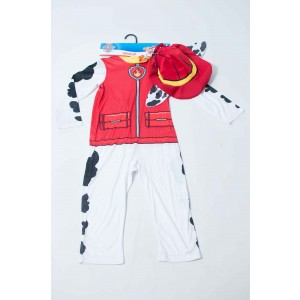 PAW PATROL MARSHALL DRESS UP AGE 3 4 1CT