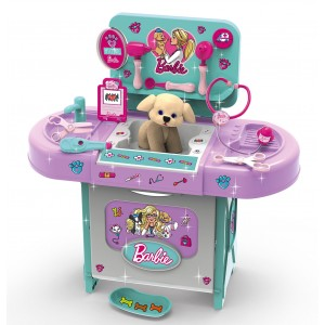 BARBIE MEGA PET CLINC