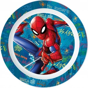 SPIDERMAN MICRO PLATE