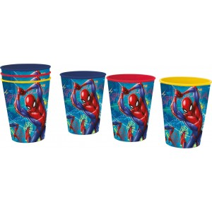 SPIDERMAN 3 PCS PICNIC TUMBLER 260ML SET