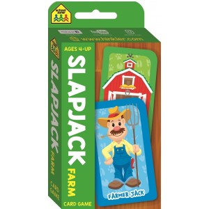 GAME CARDS-FARM SLAPJACK