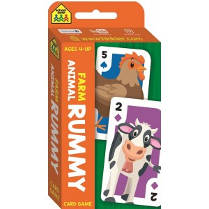 GAME CARDS-FARM MEMORY MATCH
