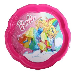 BARBIE DREAMTOPIA REGAL SHAPED PLATE(PINK)