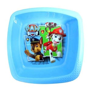 PAW PATROL CANINE RESCUE SHAPED BOWL