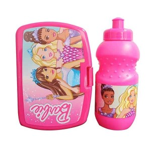 BARBIE DREAMTOPIA ASTRO SPORTS BOTTLE+JR LATCH 2