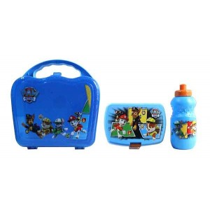 PAW PATROL WAVE LUNCH KIT AST/JSB
