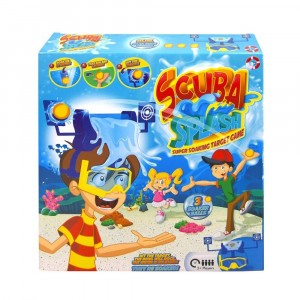 GAMES HUB-SCUBA SPLASH GAME