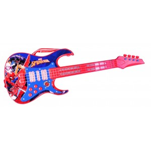 SPIDERMAN-ELECTRONIC GUITAR
