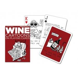 CARDS WINE CARTOONS