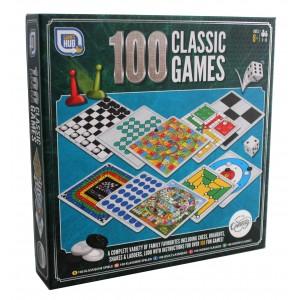 GAMES HUB 100 CLASSIC GAMES