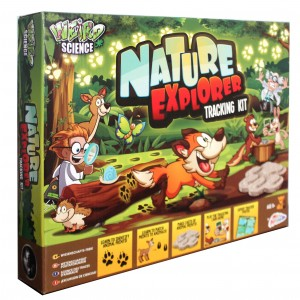 WEIRD SCIENCE NATURE EXPLORER
