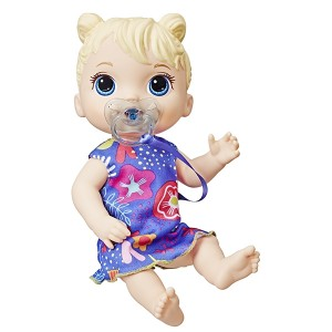 BABY ALIVE-BY LIL SOUNDS BLD HAIR