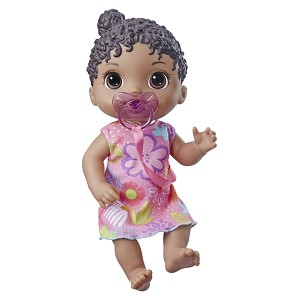 BABY ALIVE-BY LIL SOUNDS AA HAIR