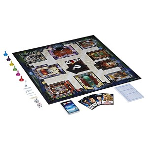 FAMILY GAMING-CLUE (ENGLISH)