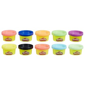 PLAY DOH-PARTY PACK IN A TUBE