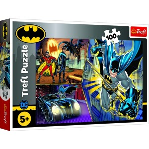 TREFL-100 PC PUZZLE BATMAN